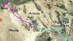 Border Route
