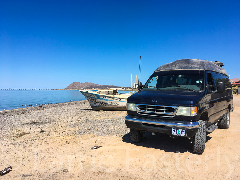 On the Sea of Cortez