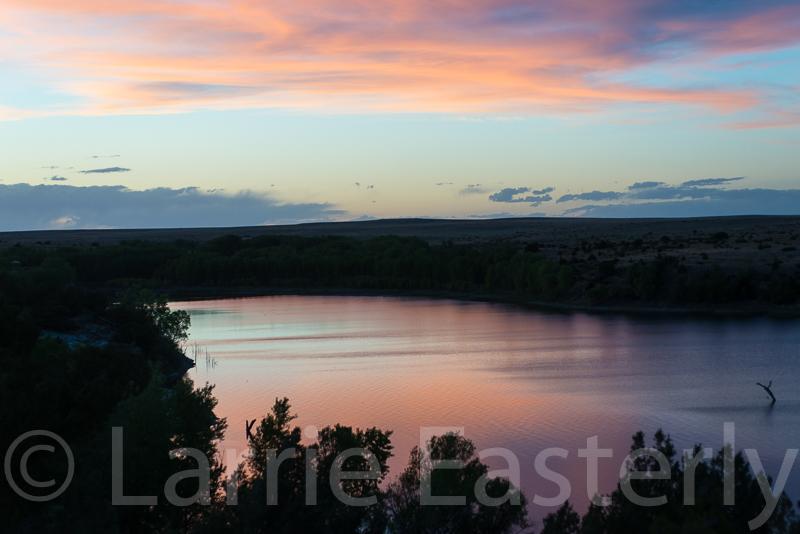 Clayton Lake State Park, NM