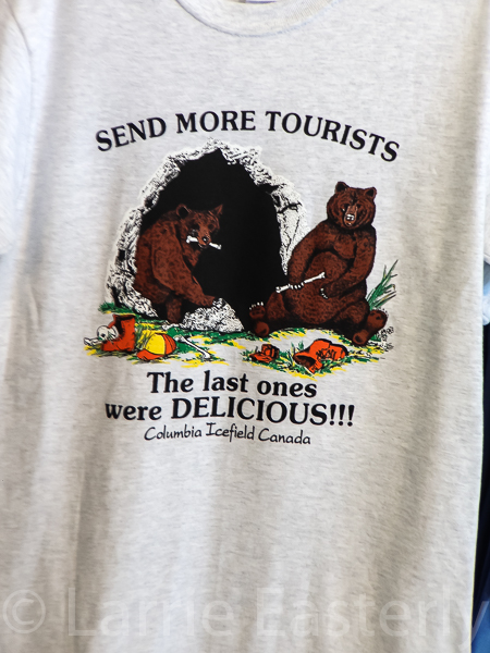 Send more tourists