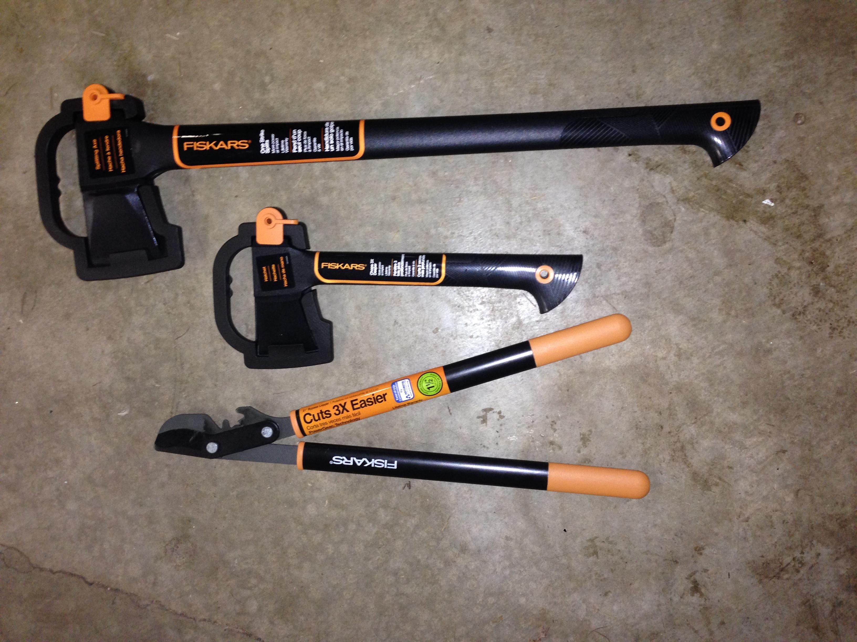 Fiskar tools