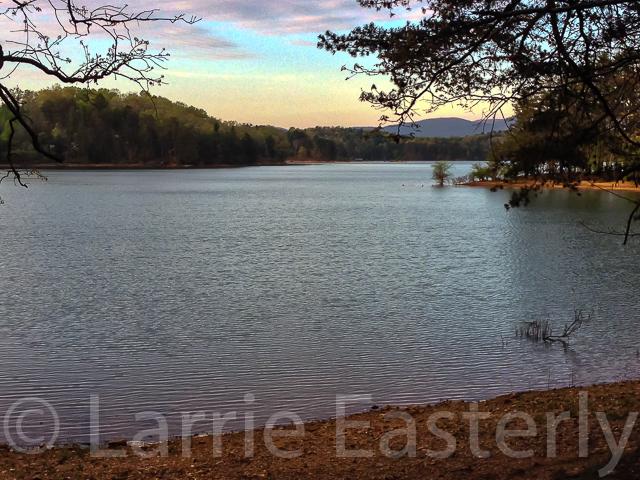 Blue Ridge Lake, Morganton Point Recreation Area, Chattahoochee National Forest, Morganton, GA