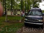 Blue Herron Campground, Crab Orchard Wildlife Refuge, Crainville, Il