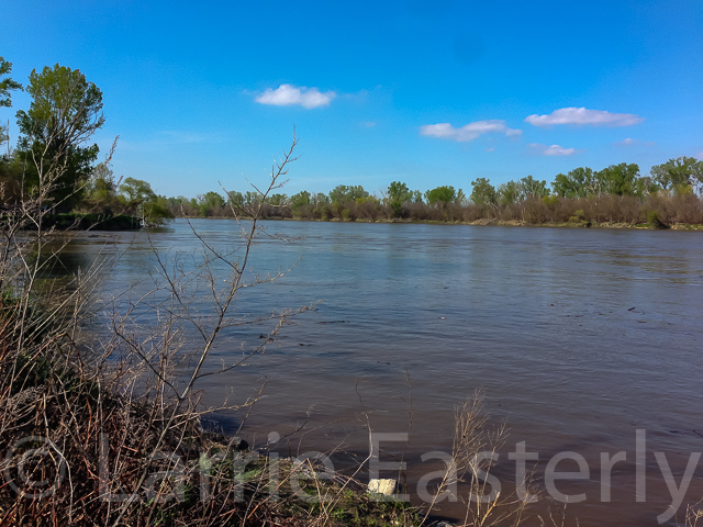 Missouri River at Riverview Marina and Campground, Nebraska City, NE