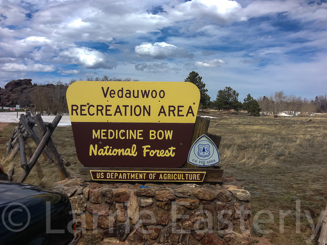 Vedauwoo Recreation Area, Medicine Bow National Forest, WY