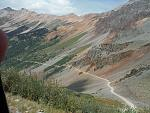 DSCF7634 Ophir pass out of Telluride to Silverton.