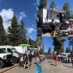 Adventure Van Expo in Lake Tahoe