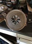 Billet impeller CL