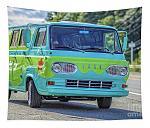 scooby doo the mystery machine van edward fielding