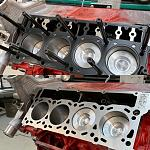 6.0 Block and pistons