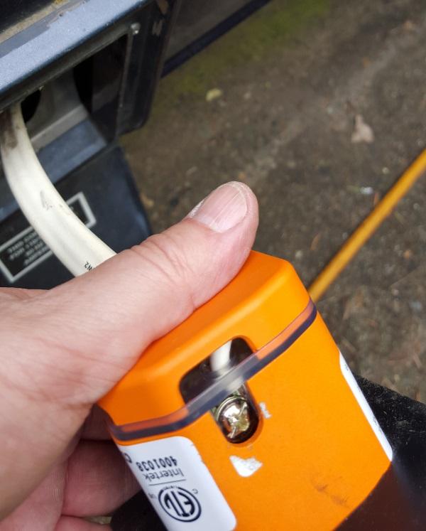 Smart Plug Bakside