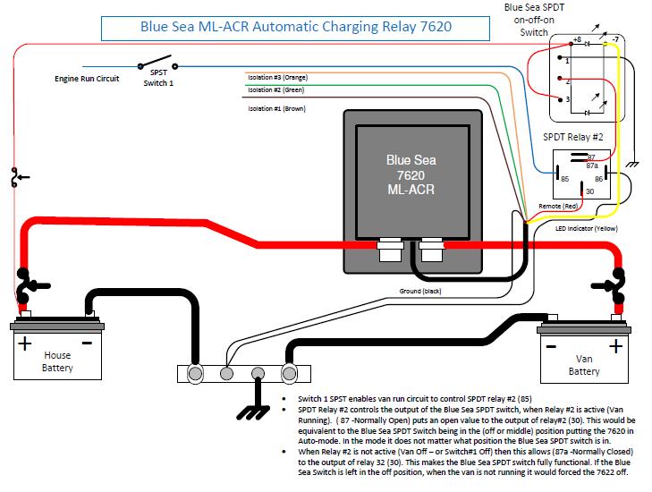 Blue Sea Add A Battery Wiring Diagram 37 Wiring Diagram ... Blue Sea Acr Wiring Relay Diagram on blue sea fuse block wiring diagram, blue sea acr with two engines, blue sea battery selector wiring, blue sea 7650 installation, carolina skiff diagram,