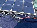 Parralel Solar to Anderson pole connector