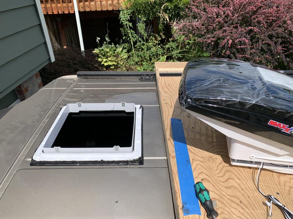 Ready to install van