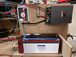 Lithionics GTX12V555A F25 DIN MODULE