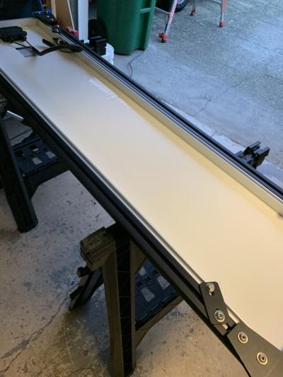 Zamp panel ready to mount