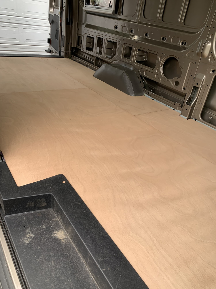 Okoume 12mm plywood dry fit