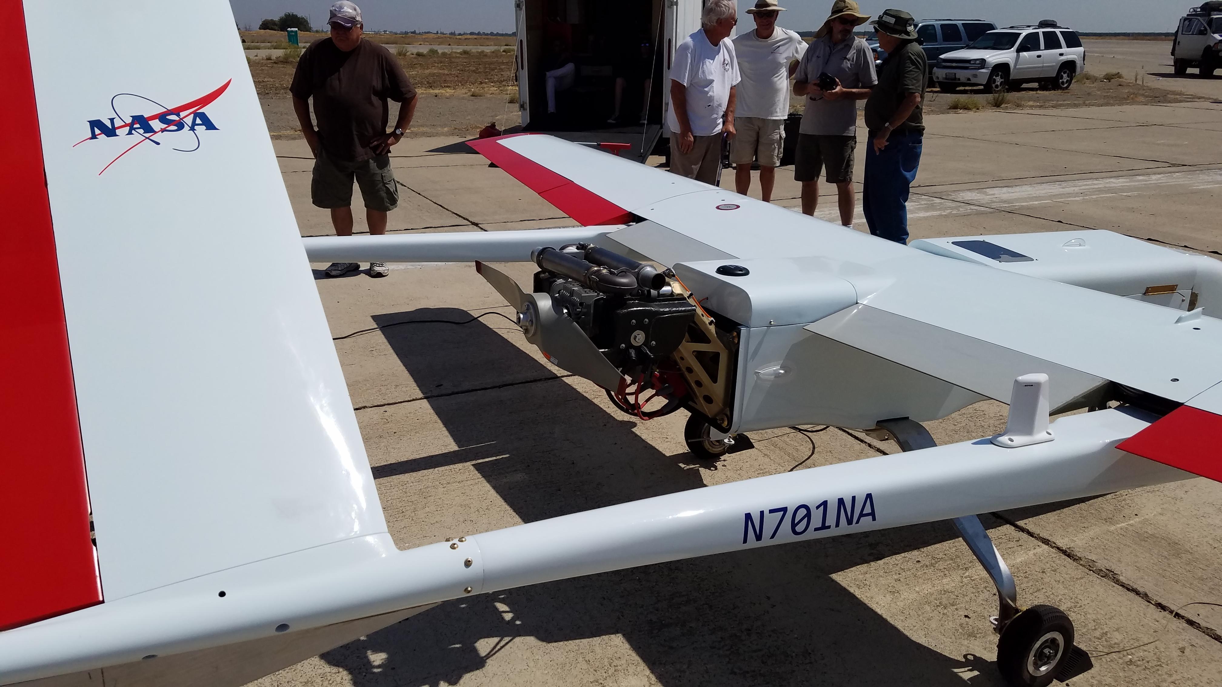 20180830 135037 Repaired NASA UAV