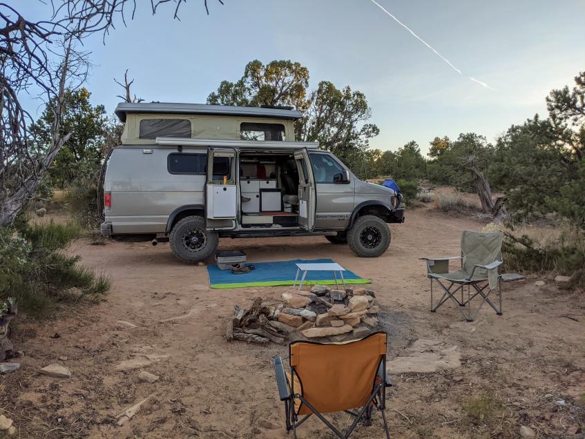 Cedar Mesa Camp