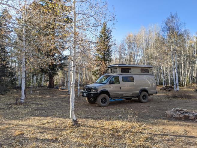 North Rim Camp