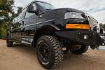 Chevrolet Express 4x4 and conversion