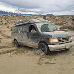Stuck on a sand dune