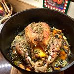 Dutch Oven Turkey