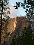 Yosemite FireFall 2019 -1