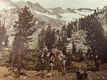 Late '70's Backpacking in the Sierras