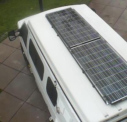 NRL - Solar Panels on the Sporto