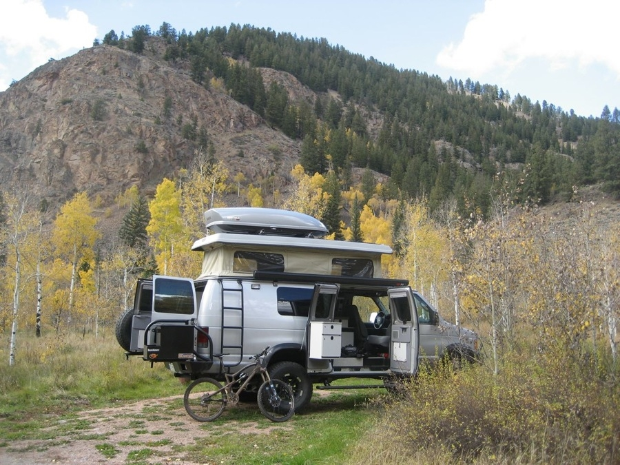 mattlanning - Camping near Cement Creek - Crested Butte, CO