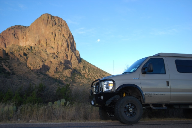 Txn2daBone - Big Bend National Park