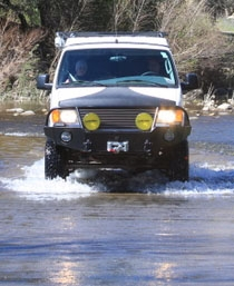 cellularSTEVE - San Marcos Pass Water Crossing 031608