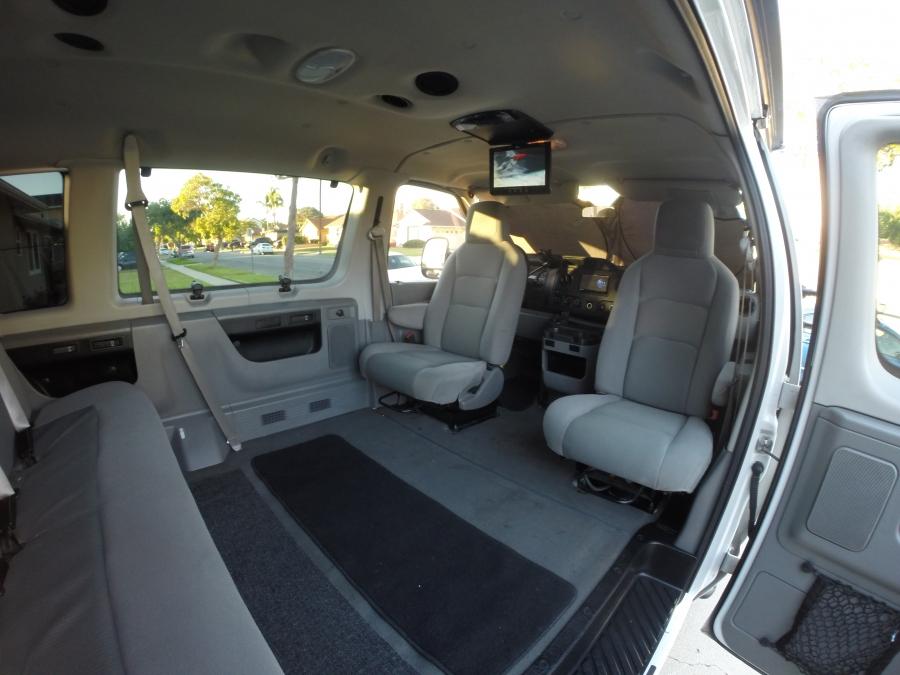 Sold 09 Ford E350 Camper W Camburg 2wd Lift Sold