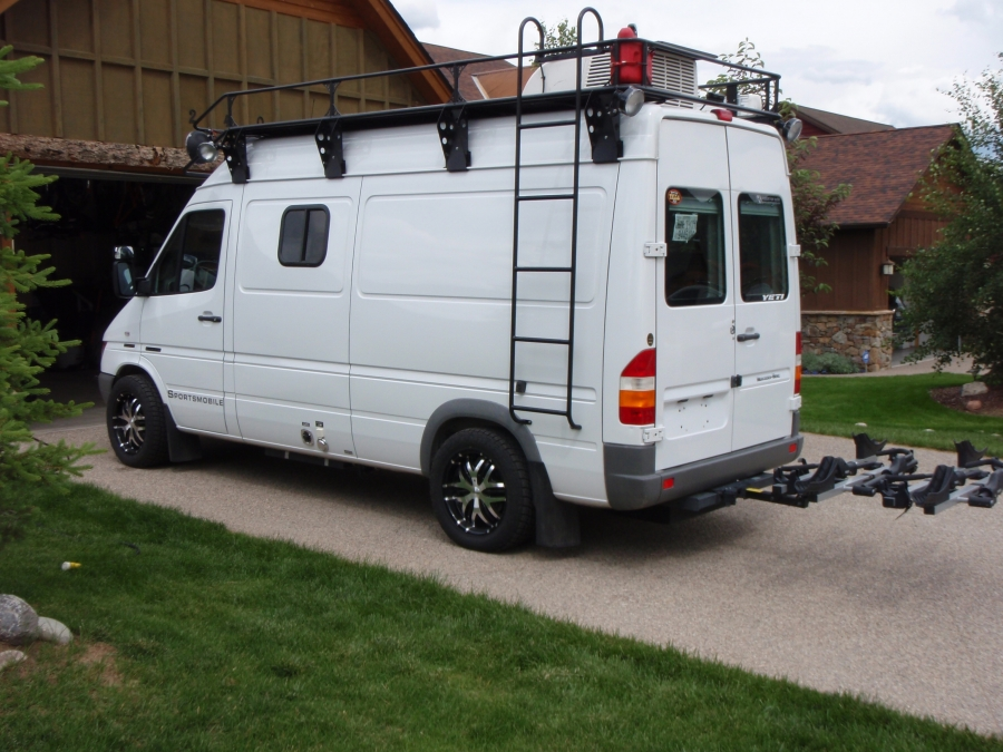Sportsmobile 4x4 For Sale >> Sprinter Sportsmobile 4x4 For Sale | Autos Post