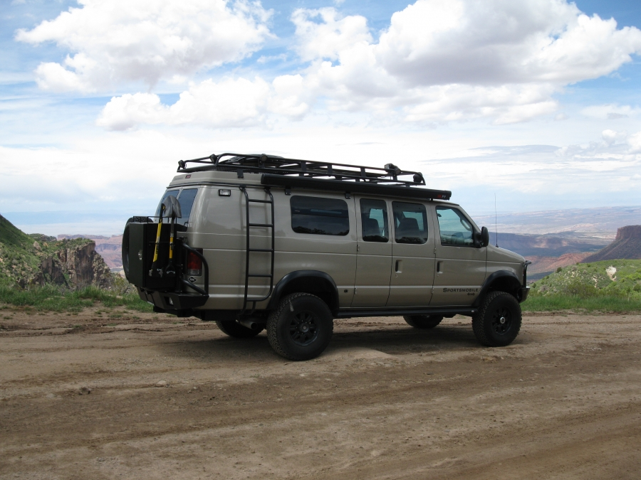 Sportsmobile 4x4 For Sale >> New Sportsmobile - Expedition Portal