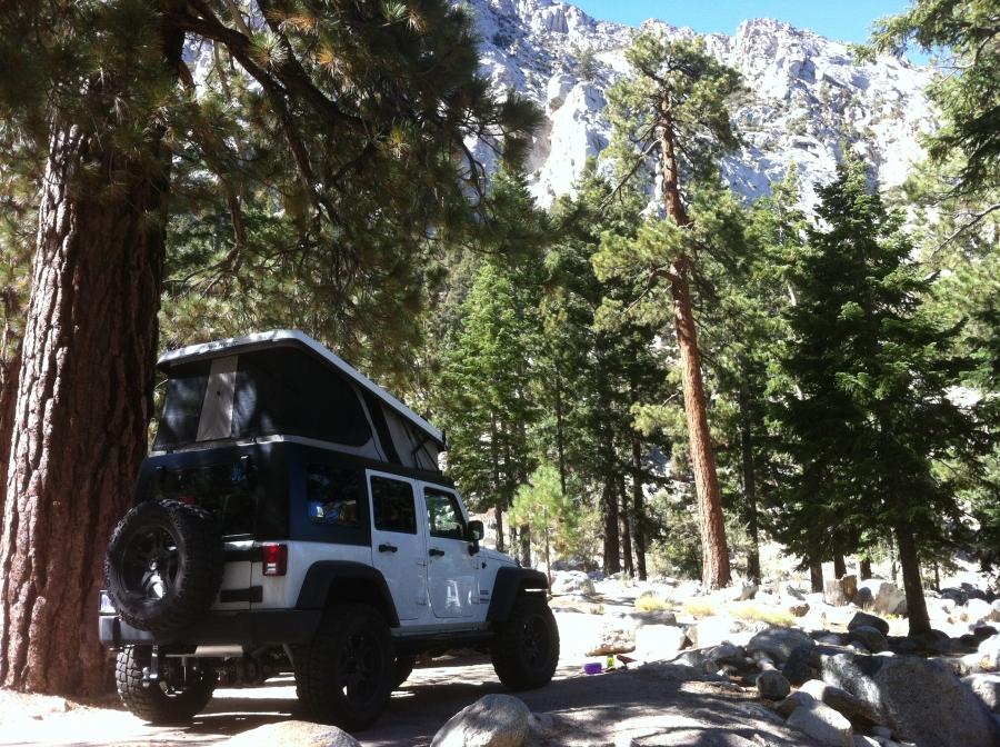 Ursa Minor Pop Top Jeep Jk Expedition Portal