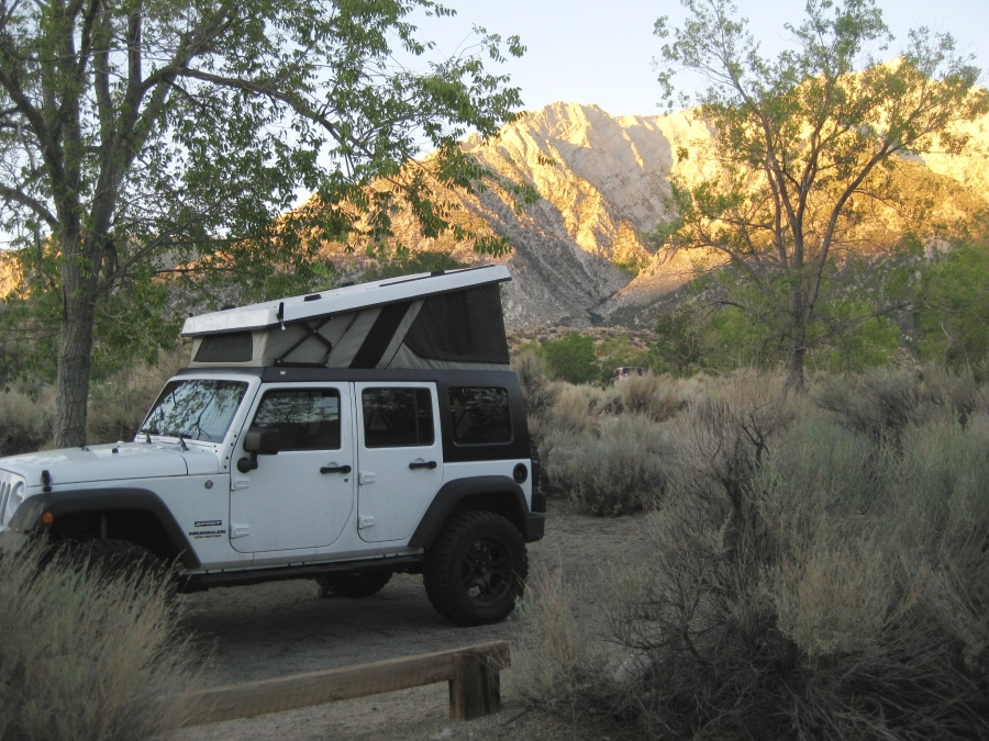 I looked at the Habitat and rooftop tent but decided to go with the Ursa Minor J30 top...Here are some pics from my trip home from picking it up in San ... & Ursa Minor Pop-Top Jeep JK - Expedition Portal