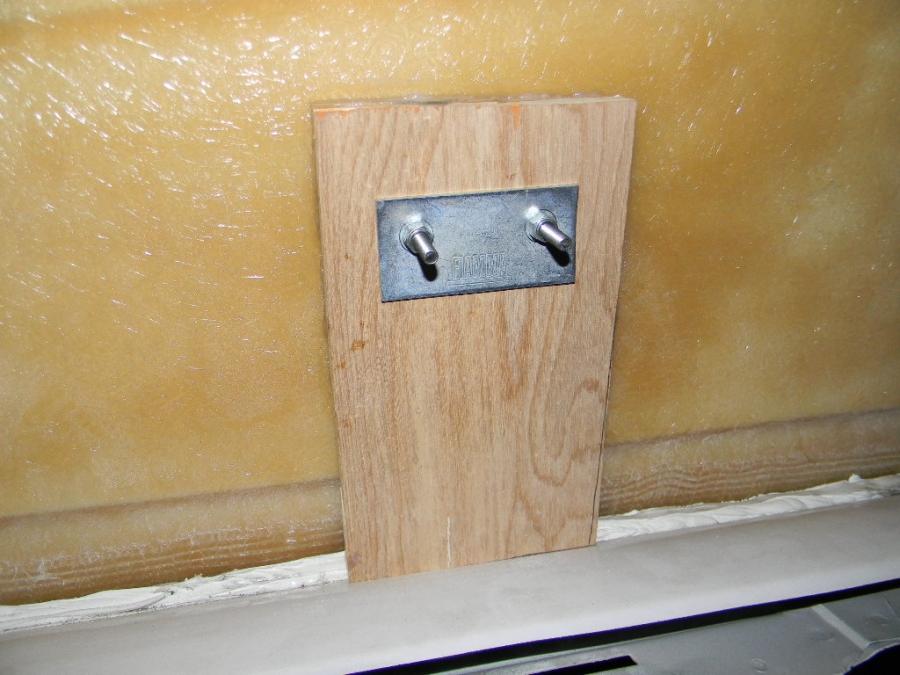Plywood plywood garage walls for Plywood wall sheathing