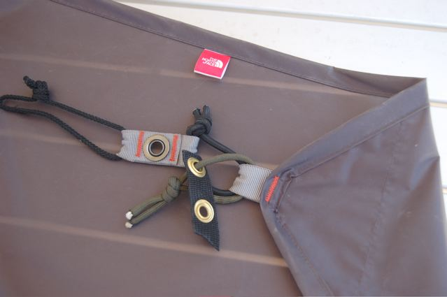 2. old tent poles (4 poles had to cut some to size) & DIY Rear Awning - Sportsmobile Forum