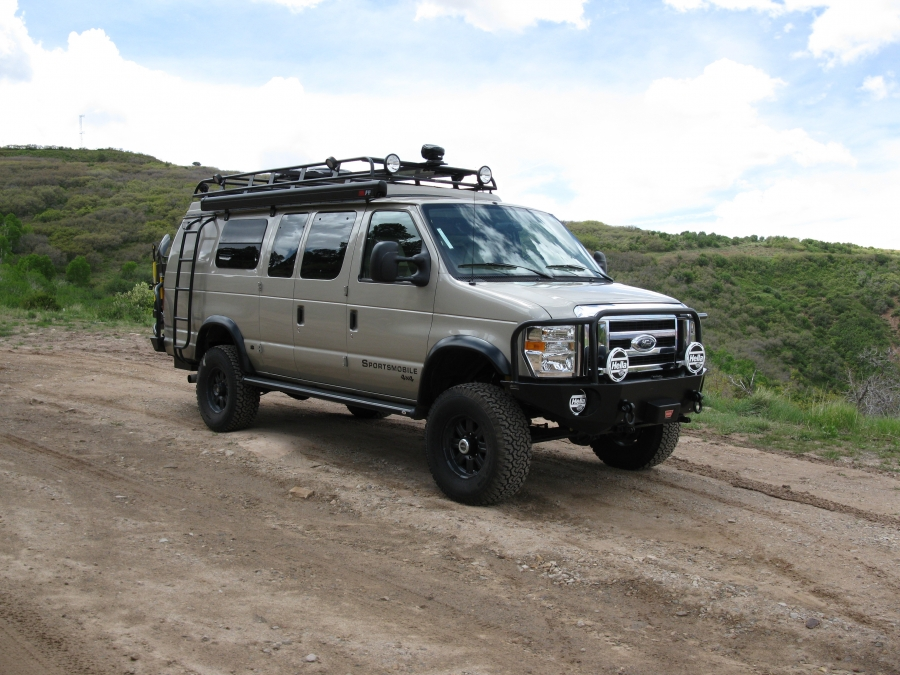 Sportsmobile 4x4 For Sale >> Pics of your VAN! Post up! - Page 20 - Expedition Portal